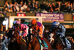 November 7, 2020 : Authentic, ridden by John Velazquez, wins the Longines Classic on Breeders' Cup Championship Saturday at Keeneland Race Course in Lexington, Kentucky on November 7, 2020. Candice Chavez/Breeders' Cup/Eclipse Sportswire/CSM