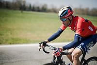 defending MSR champion Vincenzo NIBALI (ITA/Bahrain-Merida)<br /> <br /> 110th Milano-Sanremo 2019 (ITA)<br /> One day race from Milano to Sanremo (291km)<br /> <br /> ©kramon