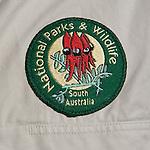 Emblème des parcs nationaux de l'australie du sud.
