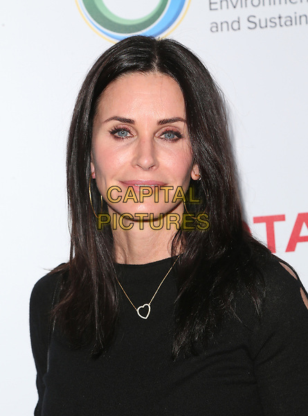 BEVERLY HILLS, CA - March 13: Courteney Cox, At The UCLA Institute Of The Environment And Sustainability Celebrates Innovators For A Healthy Planet At Private Resident In California on March 13, 2017. <br /> CAP/MPI/FS<br /> ©FS/MPI/Capital Pictures