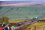 Picture by Shaun Flannery/SWpix.com - 29/04/2017 - Cycling - 2017 Tour de Yorkshire - Stage 2 - Tadcaster to Harrogate<br /> <br /> Cote de Lofthouse