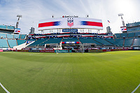 Jacksonville, FL - Thursday, April 05, 2018: EverBank Stadium during a friendly match between USA and Mexico at EverBank Stadium.