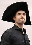 """Corey Cott during a Performance Sneak Peek of The MCP Production of """"The Scarlet Pimpernel"""" at Pearl Rehearsal studio Theatre on February 14, 2019 in New York City."""