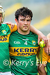 Eric leen, Kerry before the National hurling league between Kerry v Down at Austin Stack Park, Tralee on Sunday.
