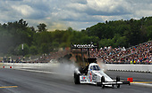 NHRA Mello Yello Drag Racing Series<br /> NHRA New England Nationals<br /> New England Dragway, Epping, NH USA<br /> Sunday 4 June 2017 Antron Brown, Matco Tools, Top Fuel Dragster<br /> <br /> World Copyright: Will Lester Photography