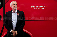 07.06.2017 - Jeremy Corbyn Last Day of Labour Party Electoral Campaign: Watford, Harrow, Islington