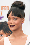 Rihanna attends The Twentieth Century Fox Special Screening of HOME held at The Regency Village Theater in Westwood, California on March 22,2015                                                                               © 2015 Hollywood Press Agency
