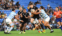 12th September 2021; Cbus Super Stadium, Robina, Queensland, Australia; Rugby International series, New Zealand versus Argentina:  Beauden Barrett.