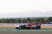 #8 Toyota Gazoo Racing Toyota GR010 - Hybrid Hypercar, Sébastien Buemi, Kazuki Nakajima, Brendon Hartley, 24 Hours of Le Mans , Race, Circuit des 24 Heures, Le Mans, Pays da Loire, France