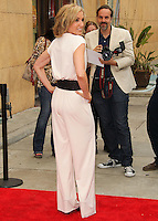 """HOLLYWOOD, LOS ANGELES, CA, USA - MAY 22: Felicity Huffman at the Los Angeles Premiere Of """"Trust Me"""" held at the Egyptian Theatre on May 22, 2014 in Hollywood, Los Angeles, California, United States. (Photo by Xavier Collin/Celebrity Monitor)"""