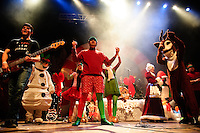 LUDO in Christmas concert at The Pageant in Saint Louis, MO on Dec 28, 2008.