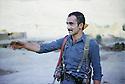Iran 1983. Vouria, peshmerga of Fedayin Khalk. He will be killed later on..Iran 1983. Vouria, peshmerga de Fedayin du Peuple.Il sera tue par la suite.
