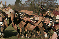 Taunton RFC v Morganians