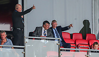 Alex Ferguson looks on during the Sky Bet League 1 match between Fleetwood Town and Peterborough at Highbury Stadium, Fleetwood, England on 19 April 2019. Photo by Stefan Willoughby.