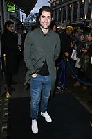 Matt Johnson<br /> arriving for James Ingham's Jog on to Cancer 2018 at Cafe de Paris, London<br /> <br /> ©Ash Knotek  D3391  04/04/2018