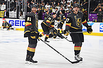 May 4, 2018 - Vegas Golden Knights play the San Jose Sharks at Game 5 in the 2nd round of the NHL Stanley Cup Playoffs at T-mobile Arena - Photo by: Al Powers, @powersimagery for T-Mobile Arena