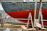 Boat building and repair, Vineyard Haven, Matha's Vineyard, Massachusetts, USA