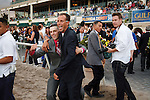 Connections celebrate Graydar's win in the Donn Handicap (G1) at Gulfstream Park.  Hallandale Beach Florida. 02-09-2013
