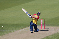 Jimmy Neesham in batting action for Essex during Glamorgan vs Essex Eagles, Vitality Blast T20 Cricket at the Sophia Gardens Cardiff on 13th June 2021