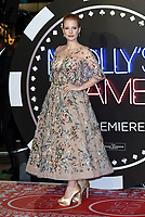 """Jessica Chastain<br /> arriving for the """"Molly's Game"""" premiere at the Vue West End, Leicester Square, London<br /> <br /> <br /> ©Ash Knotek  D3357  06/12/2017"""