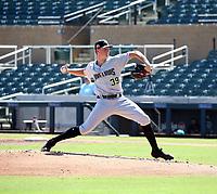 Forrest Whitley - Peoria Javelinas - 2019 Arizona Fall League (Bill Mitchell)
