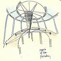 Susan Jones Sketchbook Berlin 2005