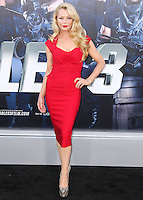 HOLLYWOOD, LOS ANGELES, CA, USA - AUGUST 11: Charlotte Ross at the Los Angeles Premiere Of Lionsgate Films' 'The Expendables 3' held at the TCL Chinese Theatre on August 11, 2014 in Hollywood, Los Angeles, California, United States. (Photo by Xavier Collin/Celebrity Monitor)