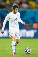 Adam Lallana of England