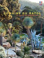 """Livre, """"Le domaine du Rayol, un jardin de paysages"""", éditions Ulmer"""