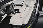 Front seat view of 2020 Genesis G70 Prestige 4 Door Sedan Front Seat  car photos