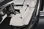Front seat view of 2020 Genesis G70 Prestige 4 Door Sedan Front Seat  car photos