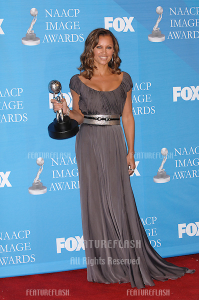 """""""Ugly Betty"""" star Vanessa Williams at the 38th NAACP Image Awards at the Shrine Auditorium, Los Angeles. .March 3, 2007  Los Angeles, CA.Picture: Paul Smith / Featureflash"""