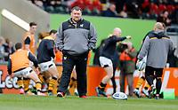 Photo: Richard Lane/Richard Lane Photography. Tigers v Wasps. Gallagher Premiership. 02/03/2019. Wasps' DOR, Dai Young.