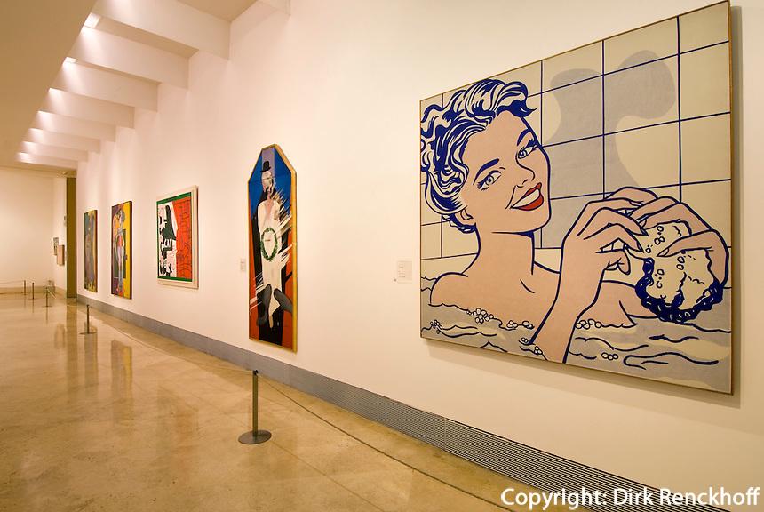 Spanien, im Museum Thyssen-Bornemisza in Madrid