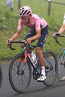 22nd May 2021, Monte Zoncolan, Italy; Giro d'Italia, Tour of Italy, route stage 14, Cittadella to Monte Zoncolan; Egan Bernal (Ineos Grenadiers) COL