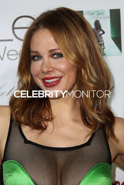 LOS ANGELES, CA, USA - MARCH 12: Maitland Ward at the Style Fashion Week Los Angeles 2014 7th Season - Day 4 held at L.A. Live Event Deck on March 12, 2014 in Los Angeles, California, United States. (Photo by Xavier Collin/Celebrity Monitor)