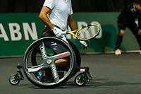 Rotterdam, The Netherlands, 14 Februari 2020, ABNAMRO World Tennis Tournament, Ahoy, Wheelchair: Stephane Houdet (FRA).<br /> Photo: www.tennisimages.com