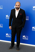 Indian director Ritesh Batra attends a photo call for his movie 'Our Souls At Night' at the 74th Venice Film Festival, Venice Lido, September 1, 2017. <br /> UPDATE IMAGES PRESS/Marilla Sicilia<br /> <br /> *** ONLY FRANCE AND GERMANY SALES ***