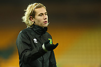 29th December 2020; Carrow Road, Norwich, Norfolk, England, English Football League Championship Football, Norwich versus Queens Park Rangers; Todd Cantwell of Norwich City