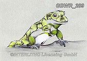 Simon, REALISTIC ANIMALS, REALISTISCHE TIERE, ANIMALES REALISTICOS, innovativ, paintings+++++KatBaxter_RusticFrog,GBWR289,#a#, EVERYDAY