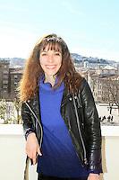 Doria Tillier - Conférence de presse à l'avant première du film 'Mr et Mme Adelman' à Marseille, le 26 février 2017. # NICOLAS BEDOS ET DORIA TILLIER AU PHOTOCALL DE 'MR ET MME ADELMAN' A MARSEILLE