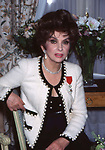 GINA LOLLOBRIGIDA - ASSEGNAZIONE DELLA LEGION D'ONORE PARIGI 1993