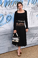 Anna Brewster<br /> arriving for The Summer Party 2019 at the Serpentine Gallery, Hyde Park, London<br /> <br /> ©Ash Knotek  D3511  25/06/2019