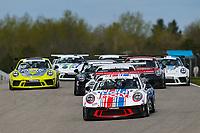 Race Start, #16 Policaro Motorsport, Porsche 991 / 2018, GT3CP: Jeff Kingsley
