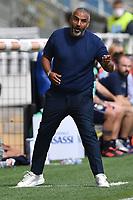 Fabio Liverani coach of Parma Calcio 1913 during the Serie A football match between Parma Calcio 1913 and SSC Napoli at Ennio Tardini stadium in Parma (Italy), September 20th, 2020. Photo Andrea Staccioli / Insidefoto