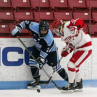 Boston University vs University of Maine, January 6, 2018