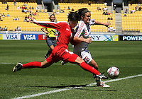 081108 FIFA Under-17 Women's World Cup - Denmark v Korea DPR
