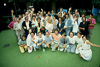 Montreal (Qc) CANADA - 1987 File photo -