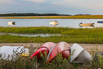 Nauset Marsh, Cape Cod National Seashore, Eastham, Massachusetts, USA