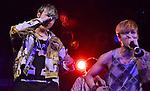 MIB, Jun 24, 2013 : SIMS, 5Zic, MIB, Tokyo, Japan, June 24, 2013 : SIMS and 5Zic of  MIB perform during their showcase in Tokyo, Japan, on June 24, 2013.